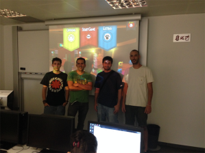 Bite The Dog, Master Videojuegos UPC 2013/14