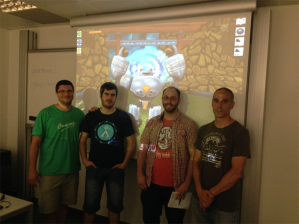 Ratvolution, Master Videojuegos UPC 2013/14