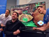 Rueda de prensa presentación oficial del Grado en Diseño y Desarrollo de Videojuegos de laUPC