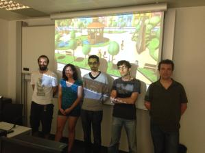 TIGAWA, Master Videojuegos UPC 2013/14