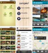 Presentación 1a versión proyectos Máster en MobileApps