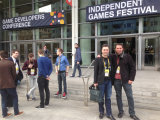 GDC15: The 1st Day